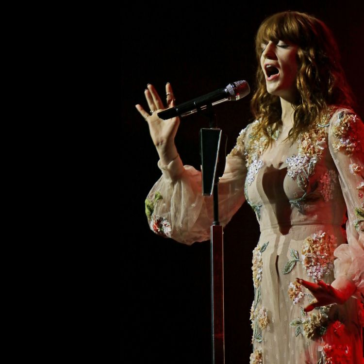 Florence Welch. Photo: Daniel Boud
